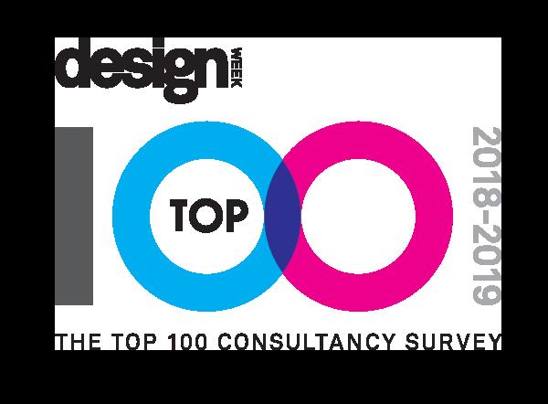 Beyond included in 'Design Week Top 100' 2018