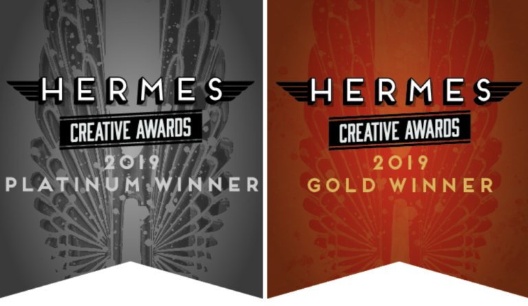 Beyond takes Gold and two Platinums at the Hermes Awards