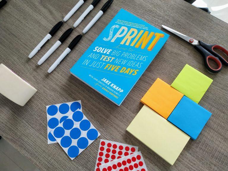 A recipe for team success: Problem solving with Design Sprints